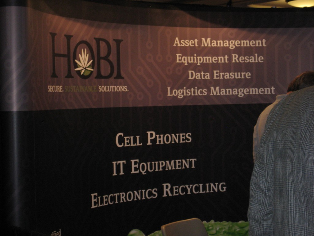 Recycle Your Media _ E-Scrap Conference 2010 Pic20