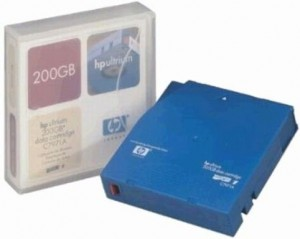 LTO 1 tape media